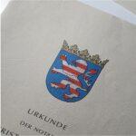 Informationen zu der Teilungserklärung