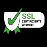 SSL zertifizierte Website